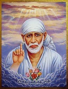 מורה רוחני אמיתי - סאי באבא6